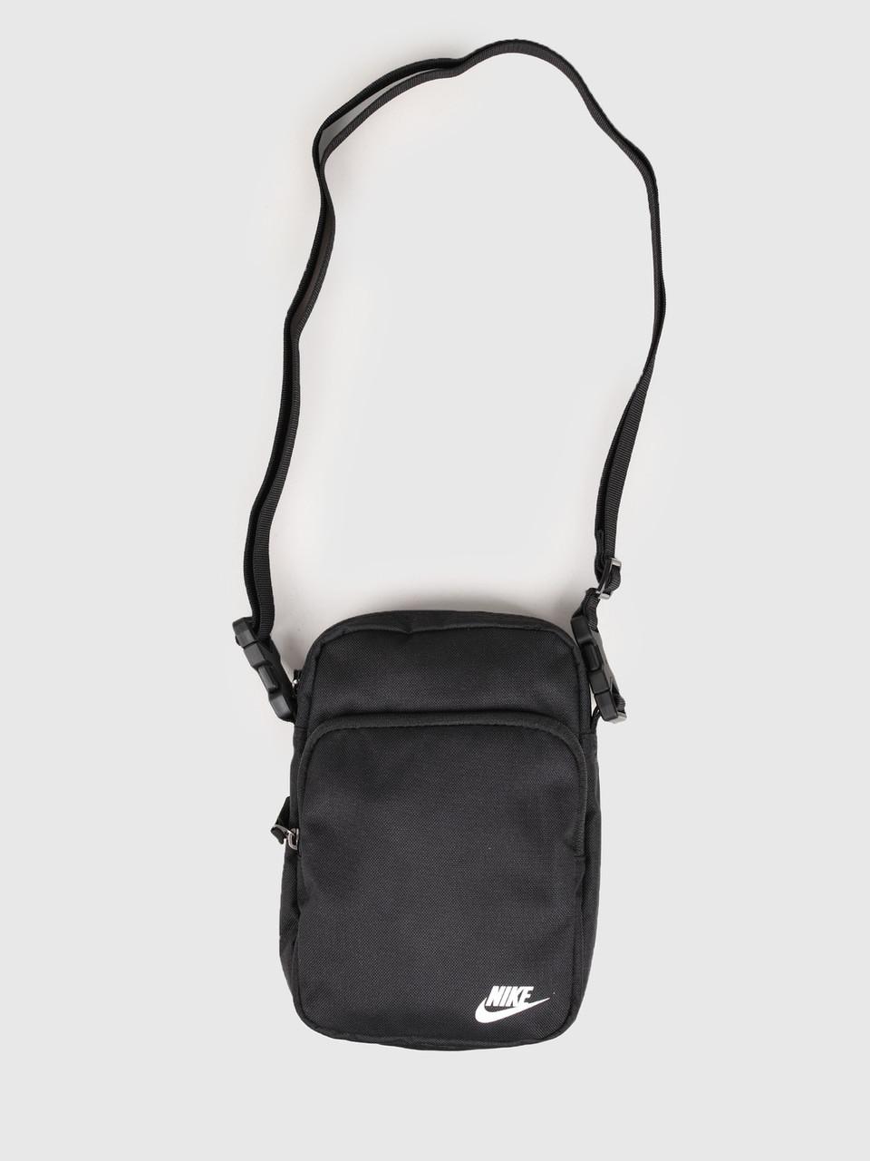 Сумка Nike Heritage Smit 2.0 BA5898-010 Черный (193145973527)