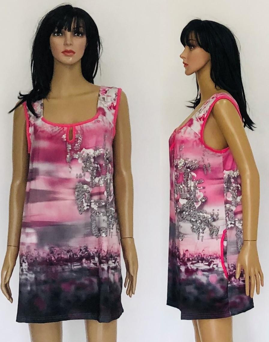 Блуза женская с карманами