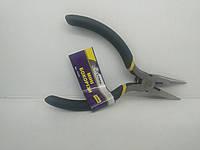 Мини - Долгогубцы шлифованные Сталь 115 мм (арт. 41076)
