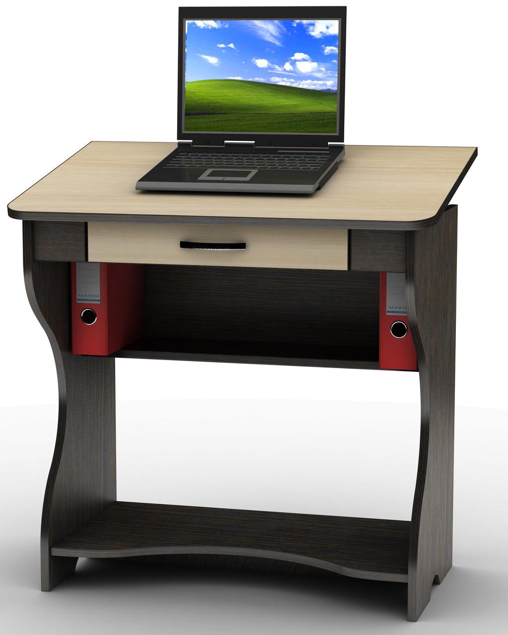 Компьютерный стол СУ-1. Разные размеры и раскраски. Можно покупать отдельные комплектующие.