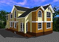 Готовый проект жилого дома К26