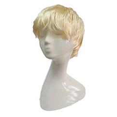 Парик короткий (блонд)