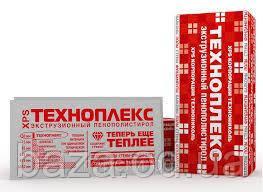 Экструзионный пенополистирол Техноплекс TECHNONICOL 1200x600x40мм