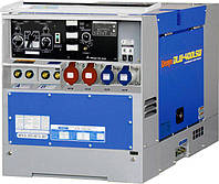 Дизельный сварочный агрегат двухпостовой 380А Denyo DLW-400LSW