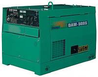 Дизельный сварочный агрегат однопостовой 500А Denyo DAW-500S