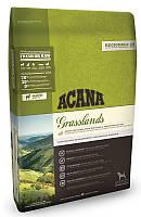 Сухой корм Acana GRASSLANDS DOG 340 г - корм для собак и щенков всех пород и возрастов (ягненок/утка)