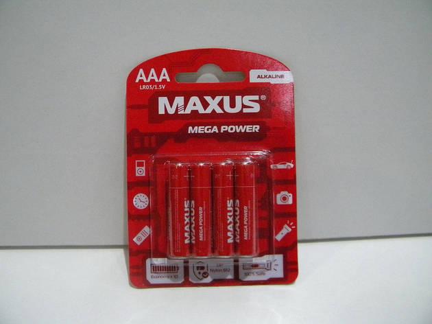 Батарейка ETRON АА алколайнова 1 шт, фото 2