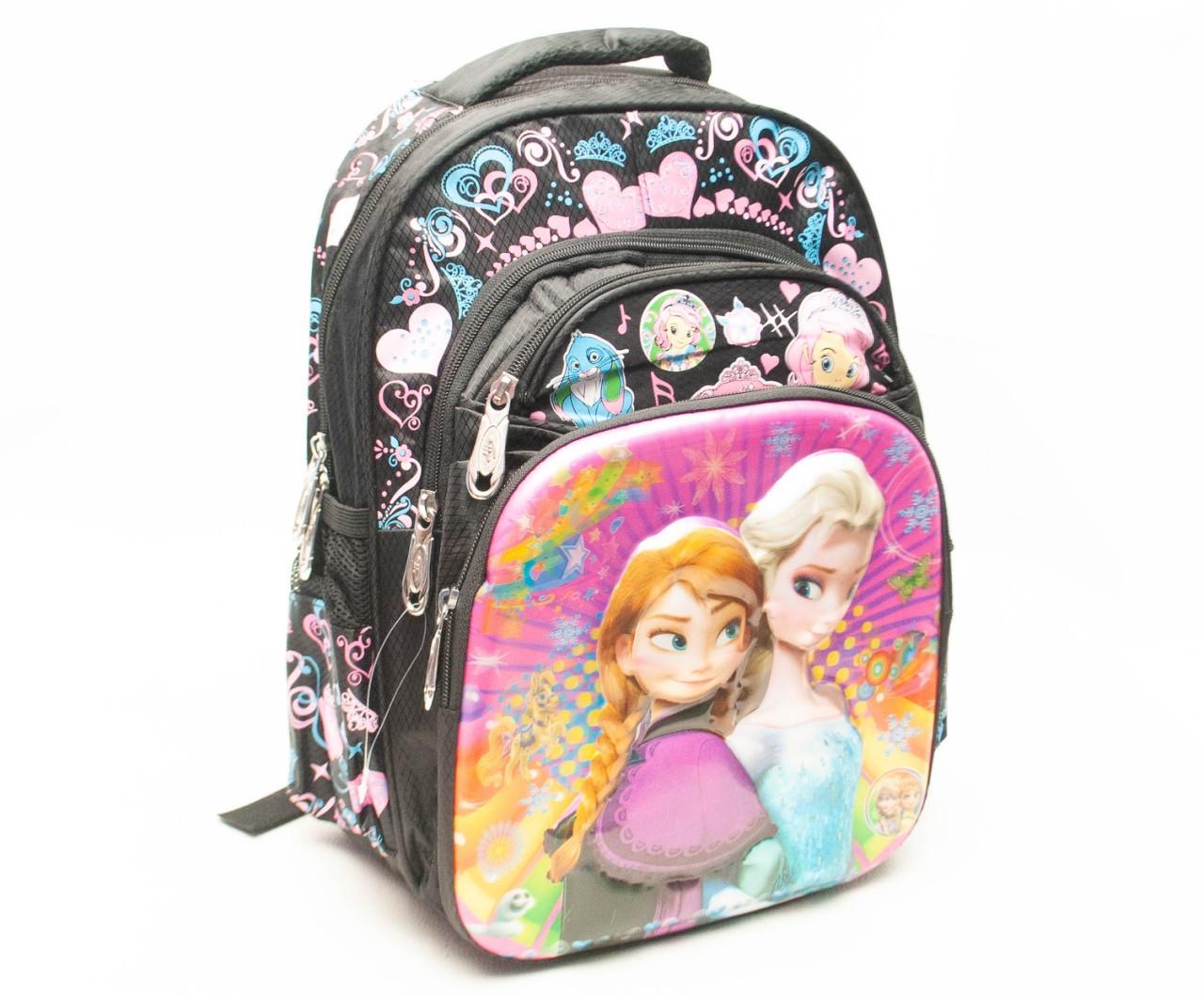 Детский школьный рюкзак 100-1624