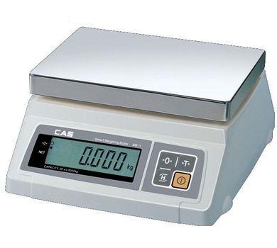 Весы продуктовые CAS SW-10