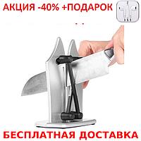 Ножеточка Bavarian Edge Knife Sharpener настольная точилка для ножей + наушники