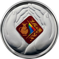 Богдан Ханенко монета 2 гривні