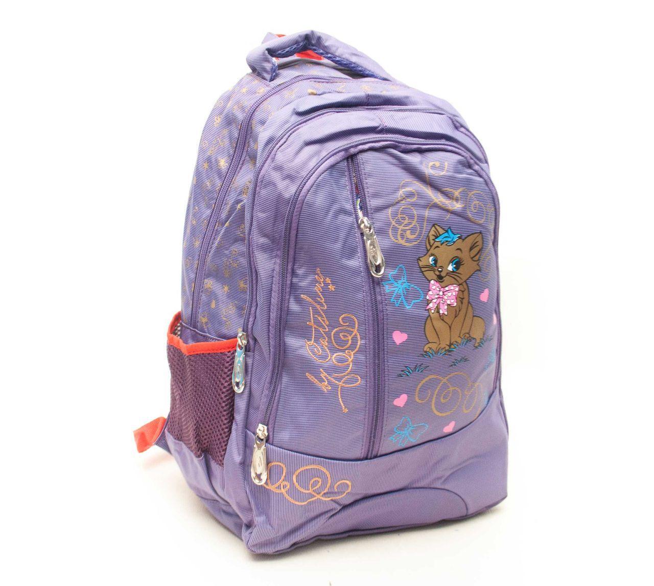 Детский школьный рюкзак 100-1652