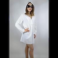 b03319d7ba676 Туника батистовая женская (42 размер) - пляжная одежда для детей, туники,  панамы