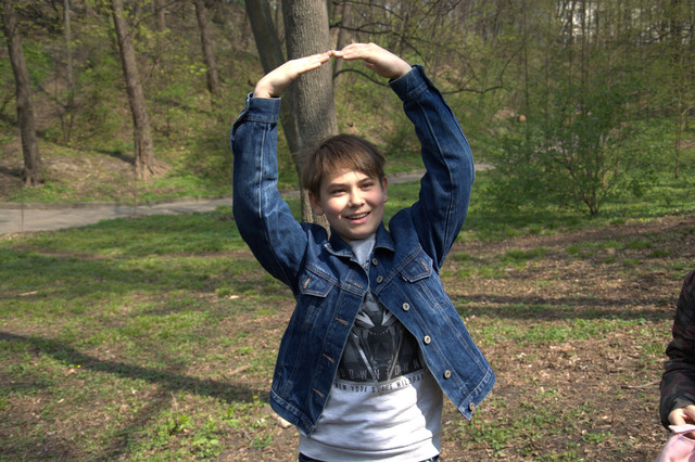 фото детские квесты в парке