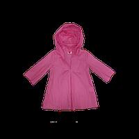 Туника с капюшоном розовая (86-92) - пляжная одежда для детей, туники, панамы, рубашки
