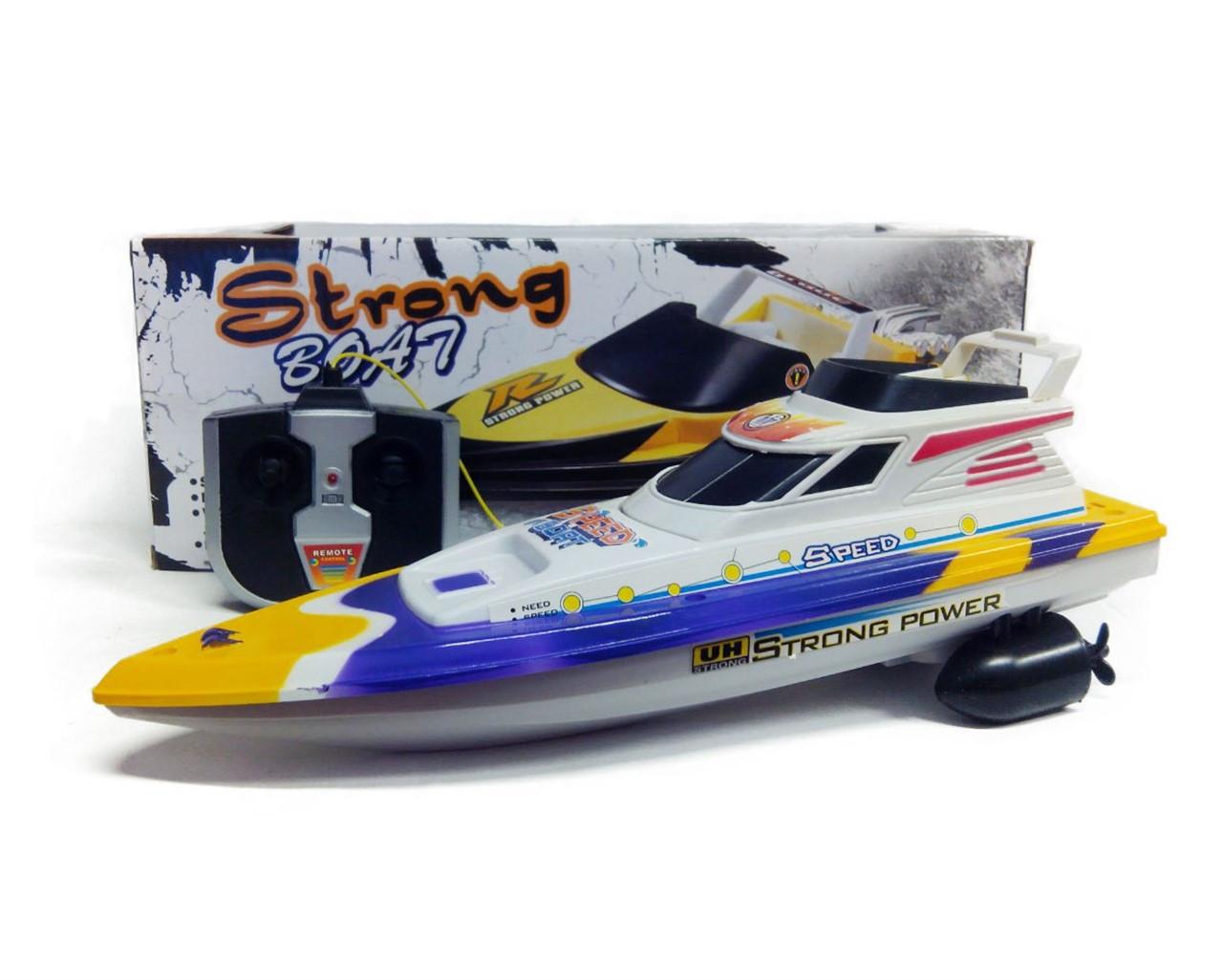 Лодка На Пульте Управления Strong Boat 26-6