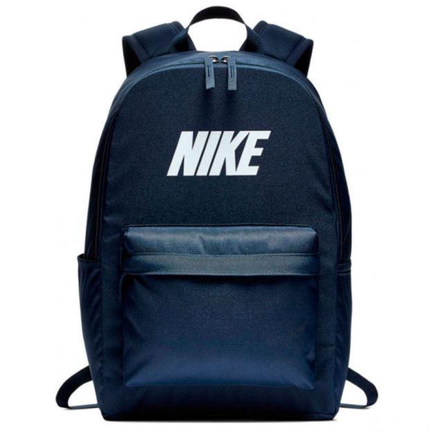 Рюкзак Nike Heritage BA6393-451 Темно-синий (193145975767)