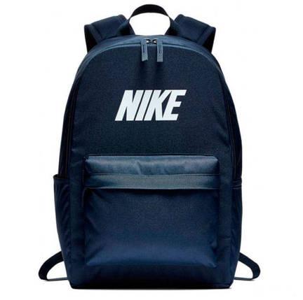 Рюкзак Nike Heritage BA6393-451 Темно-синий (193145975767), фото 2