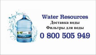Доставка воды - AQUA RESOURCE