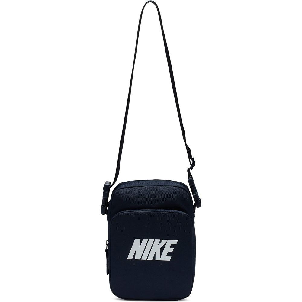 Сумка на плечо Nike Heritage 2.0 BA6609-451 Темно-синий (193145976078)