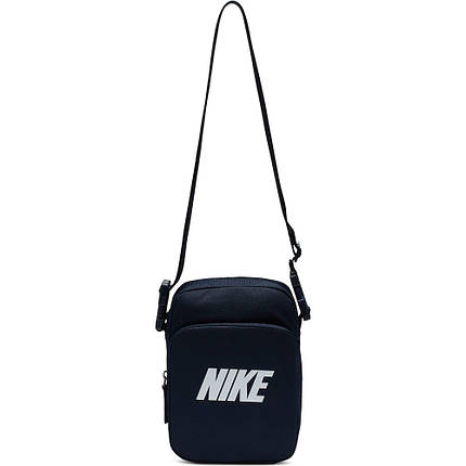 Сумка на плечо Nike Heritage 2.0 BA6609-451 Темно-синий (193145976078), фото 2