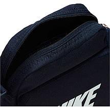 Сумка на плечо Nike Heritage 2.0 BA6609-451 Темно-синий (193145976078), фото 3