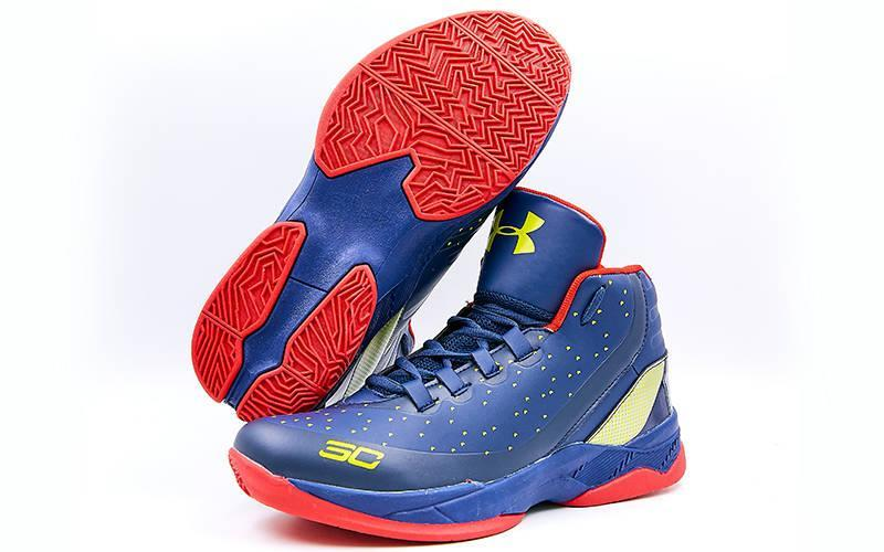 Обувь для баскетбола мужская Under Armour F1705-6