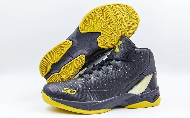 Обувь для баскетбола мужская Under Armour F1705-5