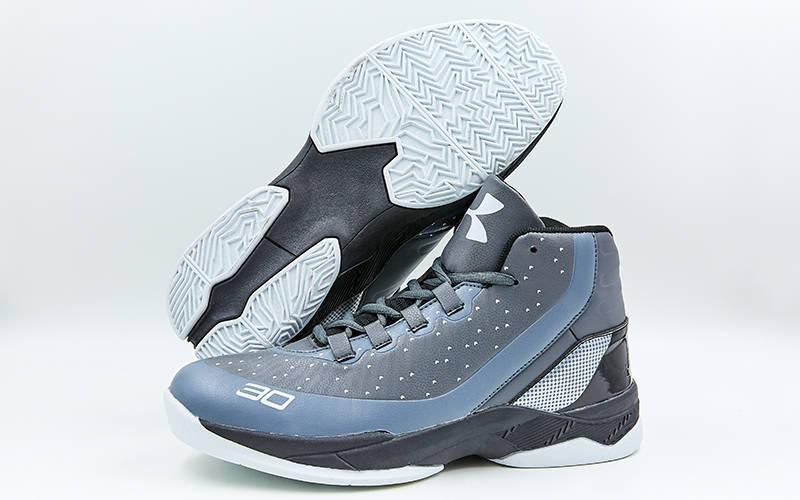 Обувь для баскетбола мужская Under Armour F1705-2