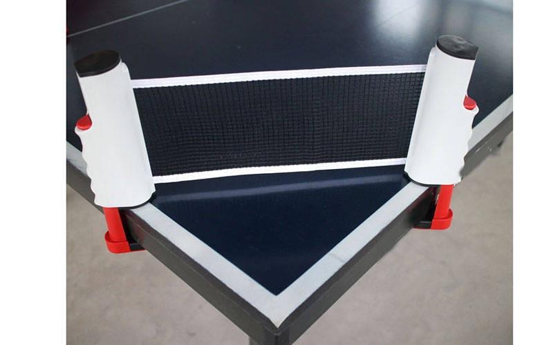 Сетка для настольного тенниса с кнопочным креплением RECORD C-4609