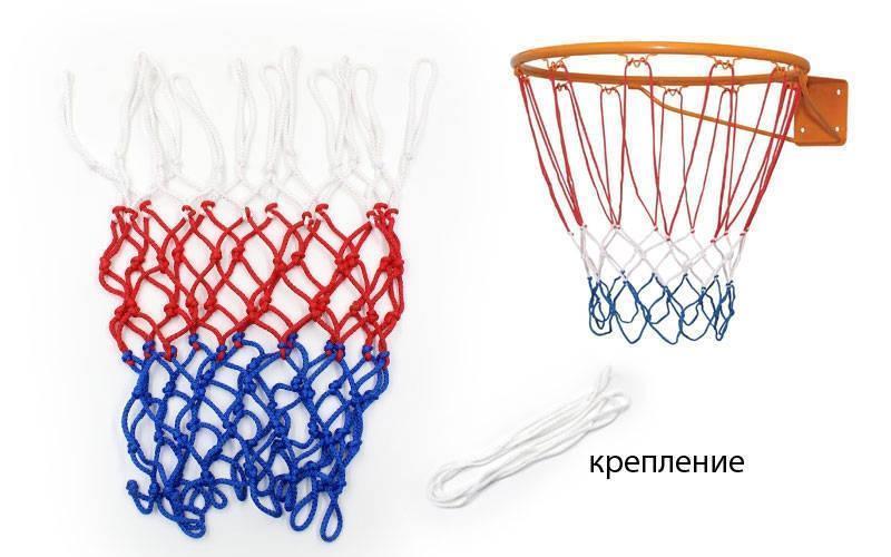 Сетка баскетбольная Стандарт SO-5251