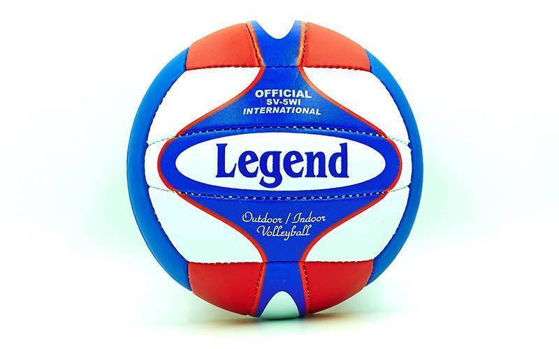 Мяч волейбольный PU LEGEND LG5180