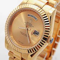 Часы женские Rolex *day-date* Gold* класс ААА, фото 1