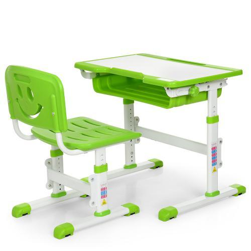 Парта детская M 3230-5 зеленая