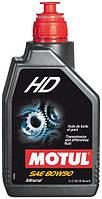 Масло трансмиссионное минеральное MOTUL HD SAE 80W90 (1L)