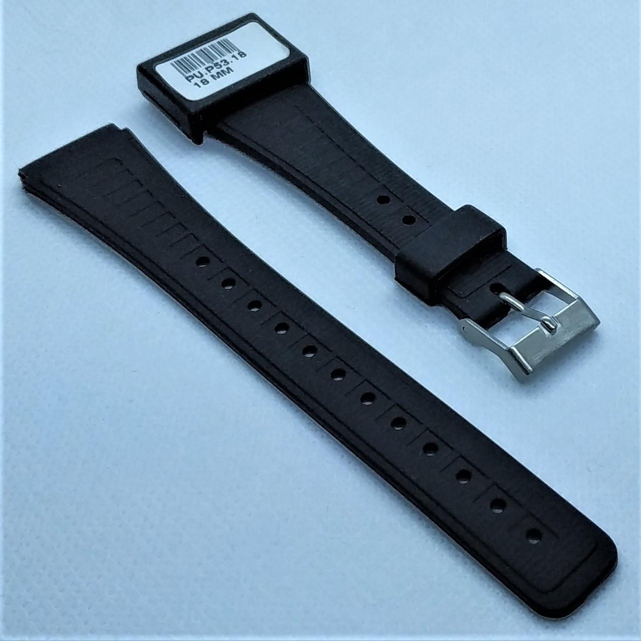 18 мм Ремешок для часов из каучука CONDOR P53 ремешок для часов
