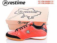 Футбольная обувь мужская Restime DMO19118 r.orange-white-black (41-45) - купить оптом на 7км в одессе