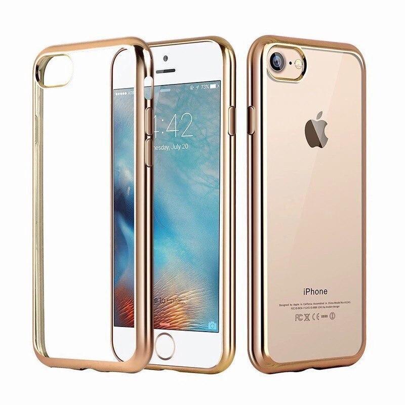 Силиконовый чехол для Iphone 7 plus/Iphone 8 plus