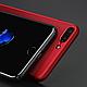 Чехол  для Iphone 7 plus/Iphone 8 plus ультратонкий красный, фото 2