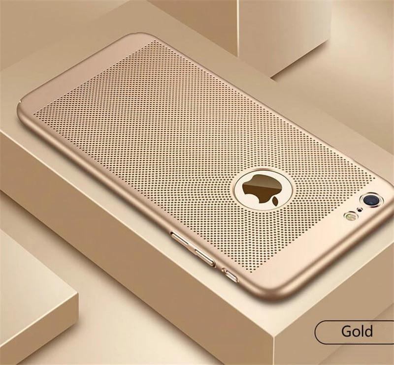 Чехол для Iphone 7 plus/Iphone 8 plus gold