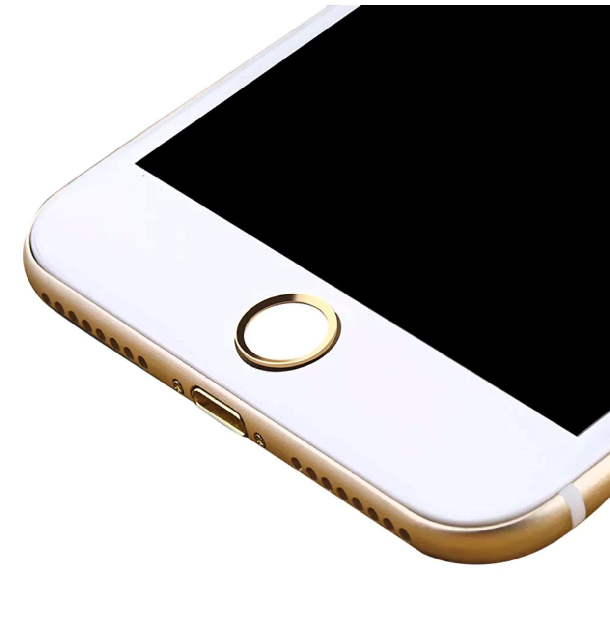 Стикер/наклейка на кнопку Home для iPhone 7/8 с Touch Id