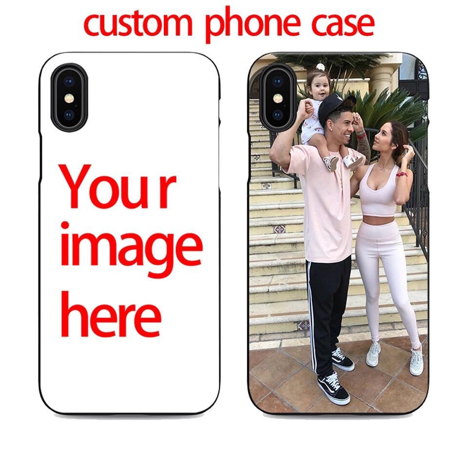 Чехол с индивидуальным дизайном  для iPhone 7 Plus /Iphone 8 plus Photo Cover