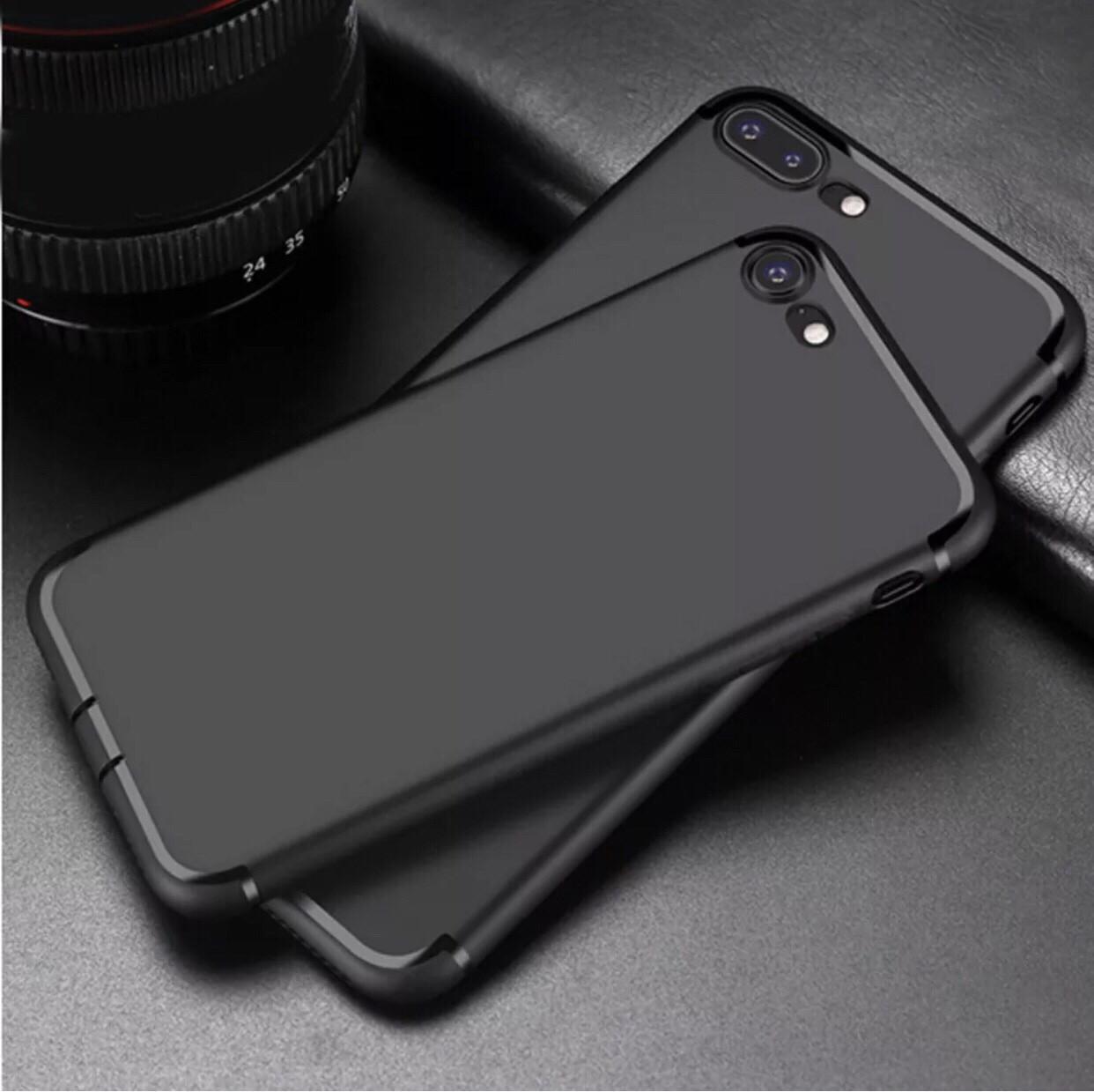 Силиконовый чехол для Iphone 7/Iphone 8 черный мужской