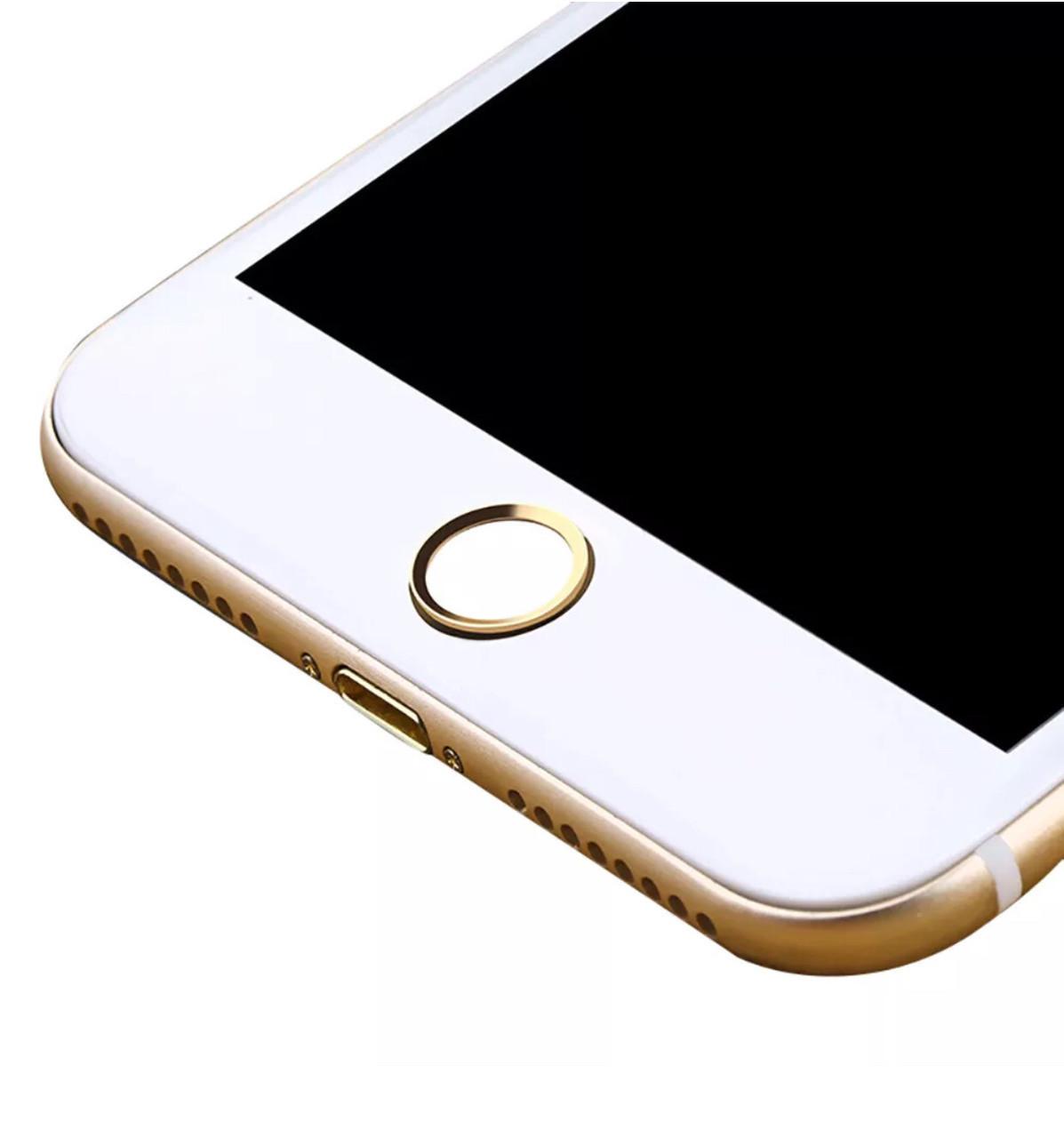 Стикер наклейка на кнопку Home с Touch Id для Iphone