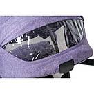 Коляска прогулочная CARRELLO Epica CRL-8509 Slate Grey, фото 10