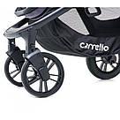Коляска прогулочная CARRELLO Epica CRL-8509 Olive Green, фото 6