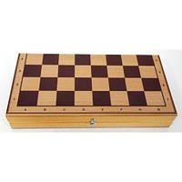 Доска деревянная для игр(шахматы,шашки,нарды)