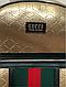 Рюкзак  школьный городской портфель Гучи (реплика люкс) gold, фото 4