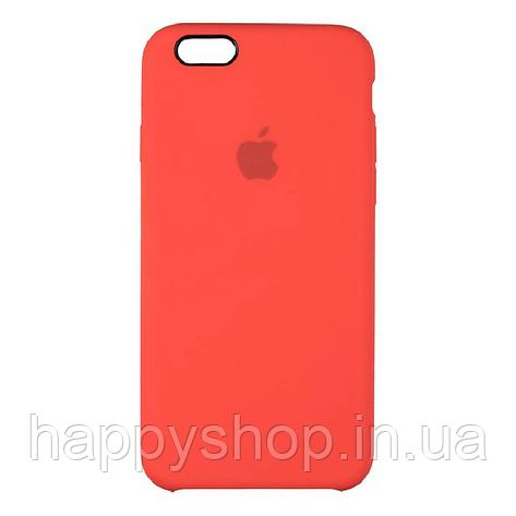 Оригинальный чехол Soft touch для Apple iPhone 5/5S (Red) , фото 2