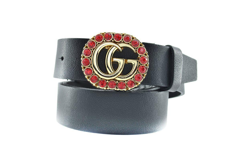 Ремень Gucci из натуральной кожи 0393 (реплика Гучи)